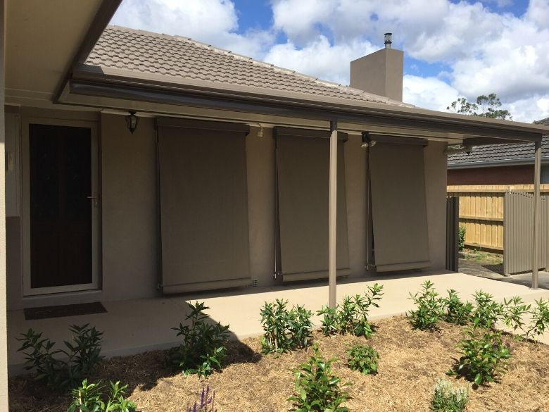 Auto Awnings   RobCam Blinds   East Melbourne Suburbs