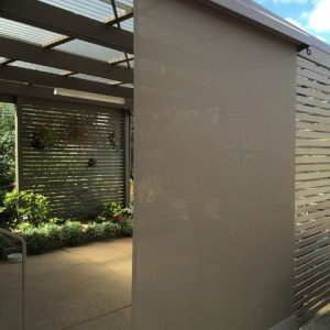 Straight Drop Awnings | RobCam Blinds | Melbourne's East